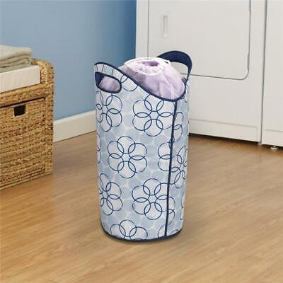 s Softside Hamper, Magic Rings shell, Dk. Blue liner,