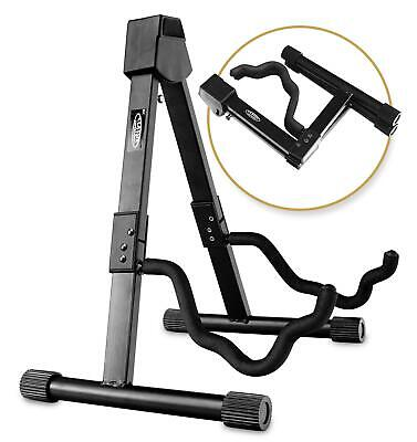 Guitar Stand A Frame Folding Universal All Guitars Bass Acoustic Electric Padded
