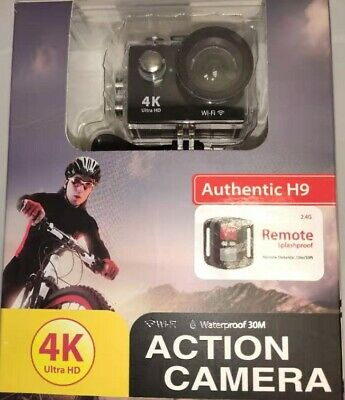 4k Full HD Sports Action Camera Waterproof DVR Camcorder 1080P Wifi Cam 2.0 inch