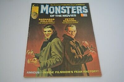STAN LEE PRESENTS Monsters Of The Movies vol 1 #8 AUGUST 1975