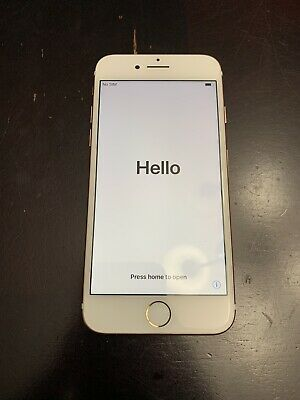 Used Apple iphone 7 32gb rose gold AT&T
