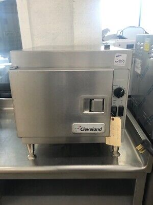 Reconditioned/Used: Cleveland, 21CET8, Electric Steamer