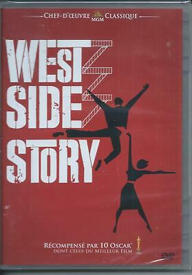DVD West Side Story Natalie Wood, Neuf sous cellophane