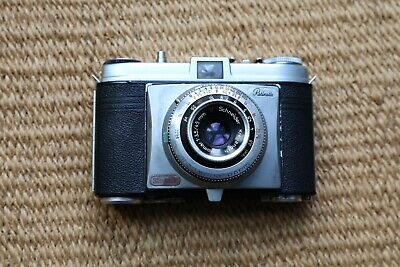 Vintage Kodak Retinette Camera With Case