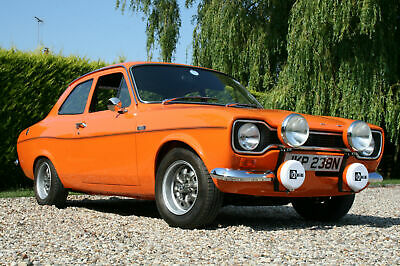 Ford Escort Mexico AVO. Superb Throughout & Very Original