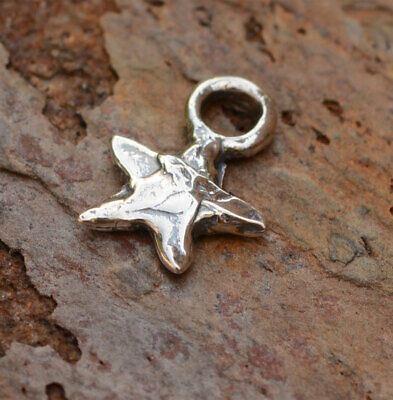 Cutest Little Star Ever, Sterling Silver Star Charms, CH-276