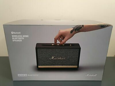 Marshall Acton II 2 Bluetooth Speaker Professional. Boxed Brand New, Unopened.