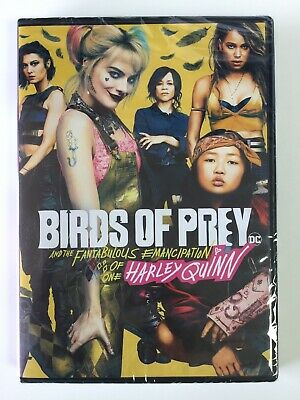 Birds Of Prey DVD!!! Brand New Sealed! Single Disc Edition Harley Quinn