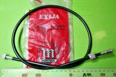 Montesa Cota 242 Speedometer Cable # 22 p/n 3980.023 NOS 1984-1985