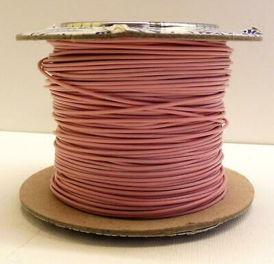3x part rolls of 7/0.2 equipment wire, estimated length (by weight) 105m, new