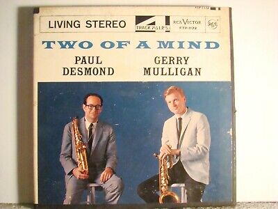 4 Track 7 1/2 - Paul Desmond - Gerry Mulligan - Two Of A Kind  -   Tested