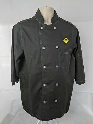 California Pizza Kitchen Chef Coat size S uniform costume