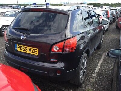 59 Nissan Qashqai 1.5 Dci N-Tec - Panoramic Glass Roof, Satnav,Alloys,6 Services