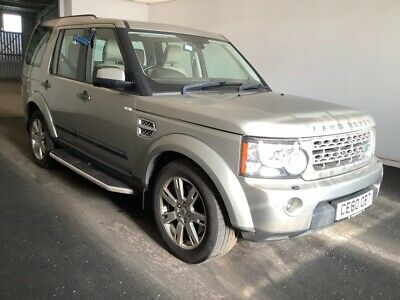 60 Land Rover Discovery 4 3.0 Tdv6 Xs - Satnav, 7 Seats, Leather 9 Services Nice