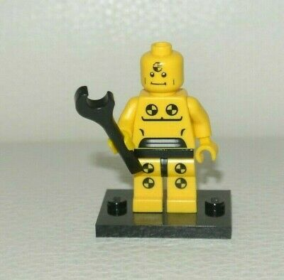 Skater minifig personnage figurine Lego Series 1 set 8683 col006