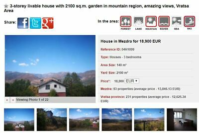Cheap Houses in Bulgaria for Sale, pay with installments of 500 Euro each month