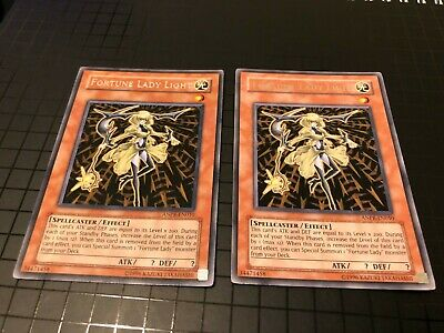 3 Available Yugioh Fortune Lady Water Rare SOVR-EN010