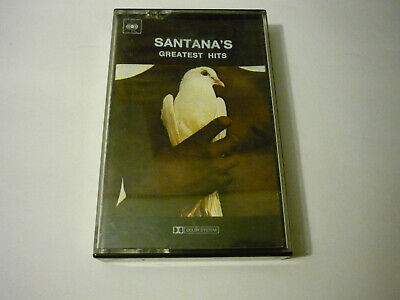 MC Musikkassette - Santana / Greatest hits