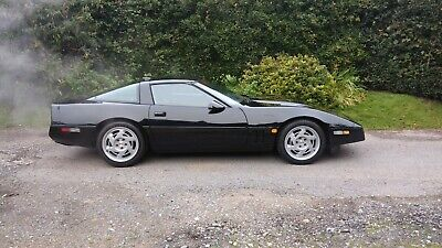 Corvette C4 1988 5.7 Spotless Condition Must Be Seen 12 month MOT UK Spec Lights