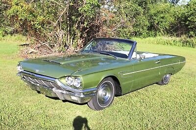 1965 Ford Thunderbird Convertible 390 PW PS PB Must See 90+ HD Pictures 1965 Ford Thunderbird Convertible 390 PW PS PB Must See 90+ HD Pictures