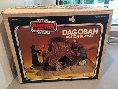 1981 Kenner 38820 Star Wars The Empire Strikes Back Dagobah Action Playset