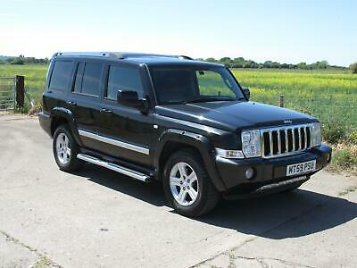2009 Jeep Commander 3.0CRD ( 215bhp ) 4X4 Auto Limited