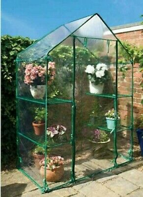 BRAND NEW!! Walk In Greenhouse Grow Shed Plants Vegetables Fruit Garden Outdoor