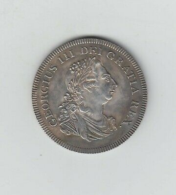 1804 Bank Of Ireland George III 6 Shillings Token, 41mm, 26.33gms, Not Genuine