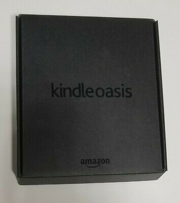 """Amazon Kindle Oasis 8th Generation - Kindle Only - 6"""" Wifi+3g - Low Firmware"""