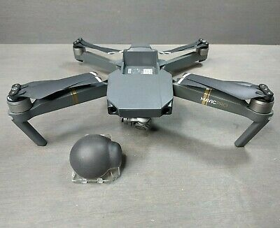 DJI Mavic Pro 4K Video Camera Quadcopter Drone ONLY - Flies & Excellent Video