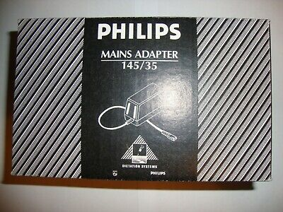 Philips Dictaphone Mains Adapter 145/45