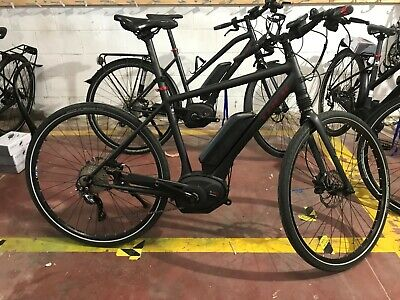 Trek XM700 Electric Bicycle, Ebike, City bike, hybrid, Medium +
