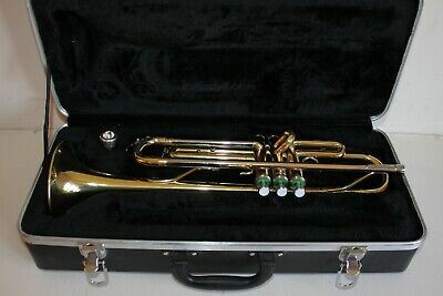 Yamaha YTR2320E TRUMPET in Bb with Case