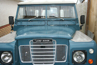 Land Rover Series 3  109 Tax Exempt Mot Exempt circa 1975