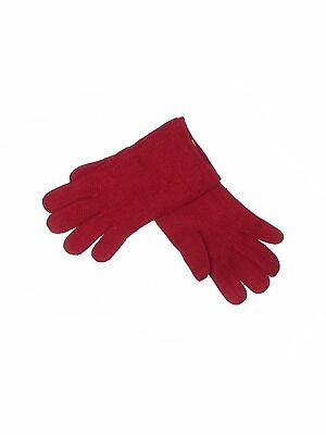 Echo Women Red Gloves One Size
