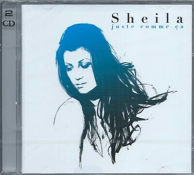 2 CD  Sheila Juste comme ça - Best Of Neuf sous cellophane
