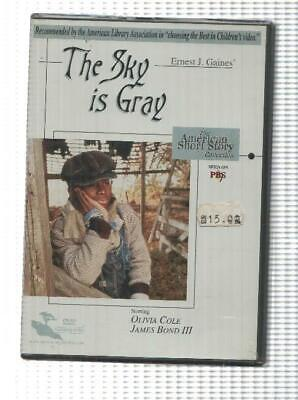 DVD: The Sky is Gray, The American Short Story Collection - Olivia Cole, J...