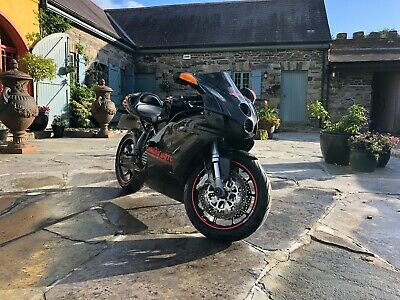 Ducati 749 BP, Suited and Booted w/ Full Carbon Fibre Faring, Termignoni Exhaust