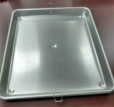 "Military Roasting and Baking Pan 19 7/8""X16 1/2""X 1 1/2"""