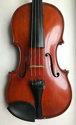 Excellent French-Belgian solo violin by Jules Camille Boulangeot 1938- Video!