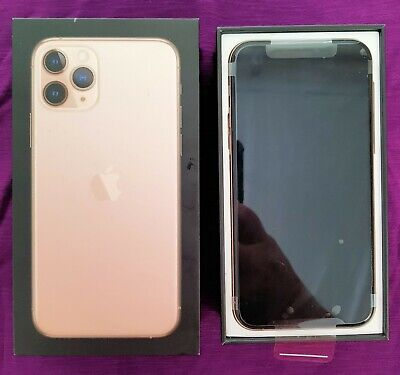 Apple iPhone 11 Pro Max 256GB Space Gray Sprint A2161 MWH42LL/A NOB