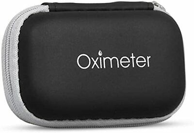 Finger pulse Oximeter Sturdy Carry Case  Fast & Free
