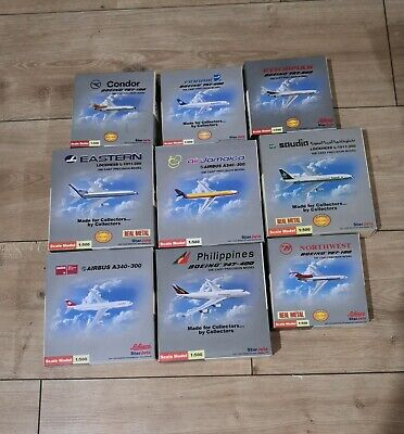 Scale 1:500 And 1:600 Planes (Pick as many as you want)