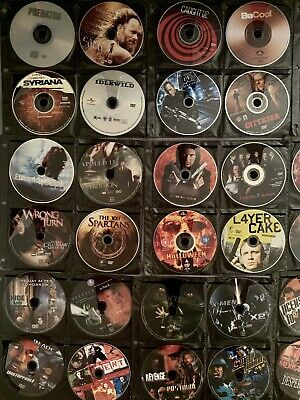 Huge Lot 268 DVDs/ 300+ Movies **Many Double Feature Discs!