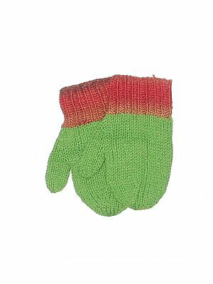 Unbranded Women Green Mittens One Size