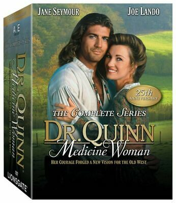 Dr. Quinn, Medicine Woman: The Complete Series (25th Anniversary), New DVD set