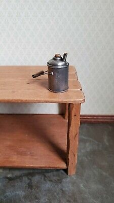 MINIATURE DOLLHOUSE 1:12 SCALE COUNTRY RED KITCHEN TABLE-SIR THOMAS THUMB-905.2