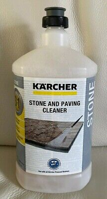 KARCHER 3-IN-1 Patio Stone Cleaner 1 Litre BRAND NEW