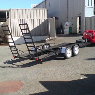 Car Trailer Plans - Easy To Build Your Own Car Trailer