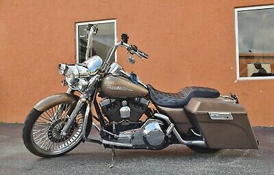 2004 Harley-Davidson Touring  FLHRSI Road Kiing Custom - $25k IN UPGRADES Air Suspension Custom Exhaust/ Sound